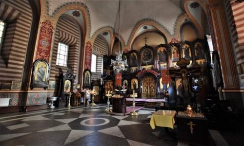 Zdjęcie LITWA / Pojezierze Wileńskie / Wilno / Wilno, Cerkiew św. Mikołaja