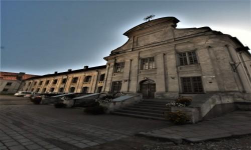 Zdjecie LITWA / Pojezierze Wileńskie / Wilno / Wilno, klasztor franciszkański