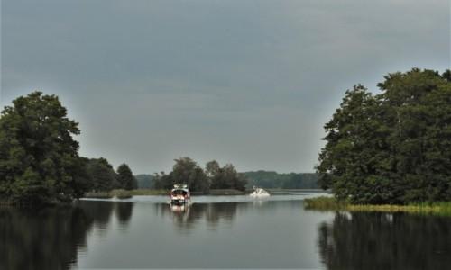 Zdjęcie LITWA / Pojezierze Wileńskie / Troki / Troki, jezioro