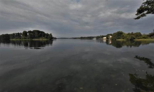 Zdjecie LITWA / Pojezierze Wileńskie / Troki / Troki, jezioro