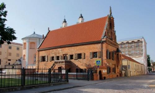 LITWA / - / Kowno / Dom Perkuna w Kownie