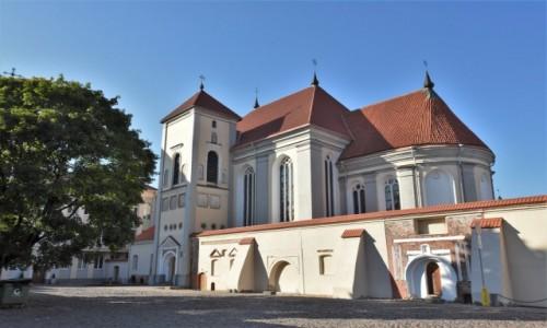 Zdjecie LITWA / Nizina Środkowolitewska / Kowno / Kowno, kościół św. Trójcy