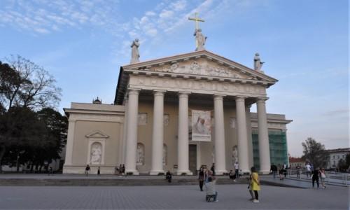 Zdjecie LITWA / Stolica / Wilno / Wilno, katedra