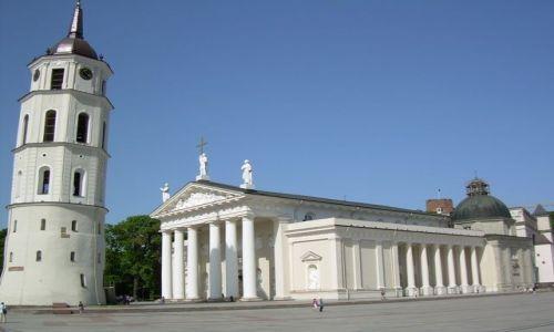 Zdjecie LITWA / Wilno / Katedra / Katedra
