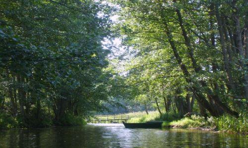 Zdjęcie LITWA / Auksztota / Pojezierze Auksztockie / łódka
