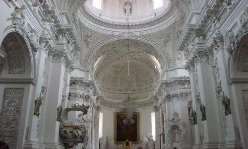 Zdjęcie LITWA / Wileńszczyzna / Wilno / kościół Piotra i Pawła w Wilnie