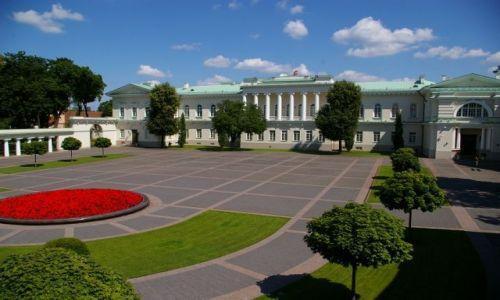 Zdjecie LITWA / Wilno / Wilno / Pałac prezydenta