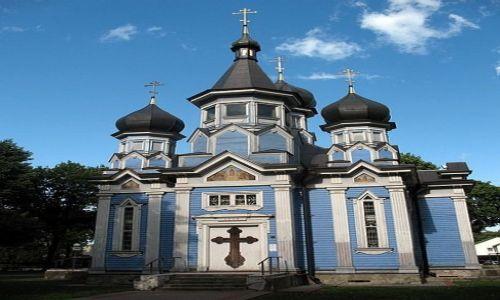 Zdjęcie LITWA / brak / Druskienniki / Cerkiew w Druskiennikach