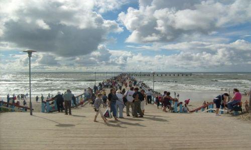 Zdjęcie LITWA / morze / palanga / molllo