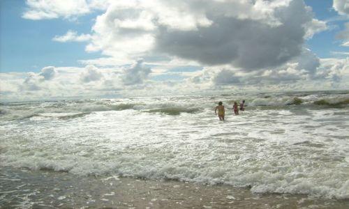 Zdjęcie LITWA / morze / palanga / morze