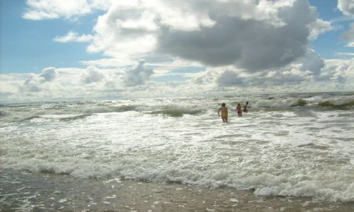 Zdjecie LITWA / morze / palanga / morze