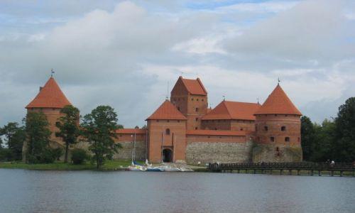 Zdjecie LITWA / Troki / Troki / Zamek w Trokach