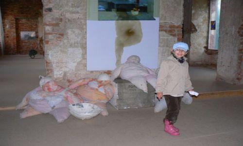 LITWA / Dolina Niemna / Zamek Penaus Pilis / Twórczość artysty z nad Niemna w w Nniekomercyjnym zamku nad Niemnem