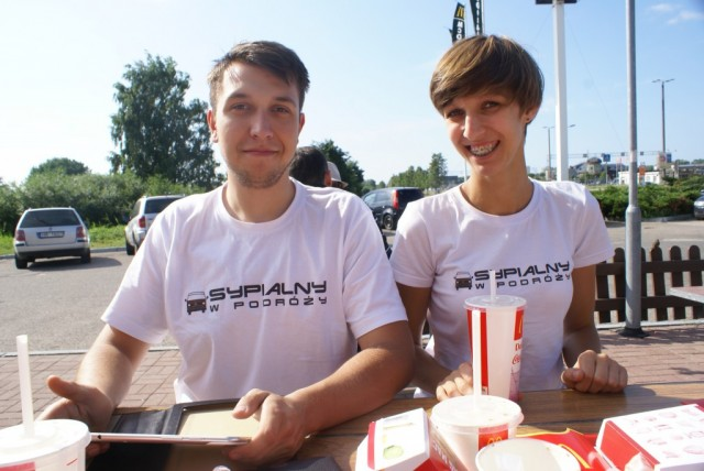 Zdjęcia: Ryga, miasto, Pierwszy McDonald za granicą, ŁOTWA