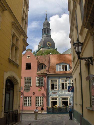 Zdjęcia: Ryga, Ryga Stare miasto, ŁOTWA