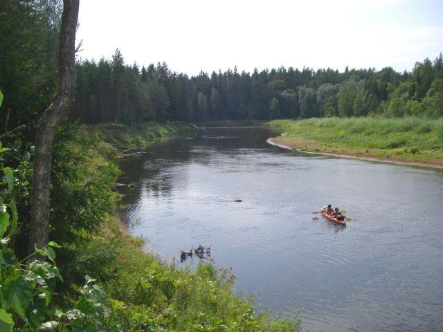 Zdjęcia: Park Narodowy Rzeki Gauji, Łotwa, pustkowia... coś co kocham, ŁOTWA