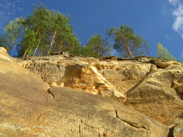 Zdj�cia: Park Narodowy Rzeki Gauji, Nad rzeka:), �OTWA