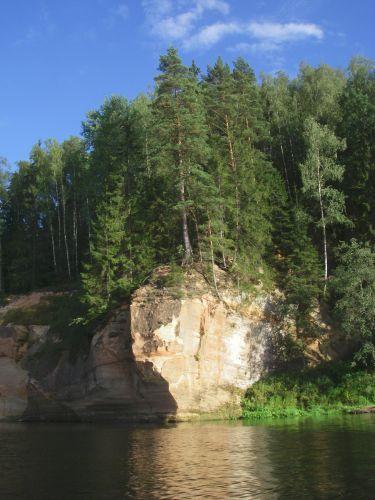 Zdjęcia: Park Narodowy Rzeki Gauji, Nad rzeką3, ŁOTWA