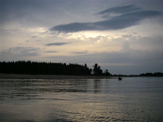 Zdjęcia: Zatoka Ryska, Cisza przed burzą, ŁOTWA