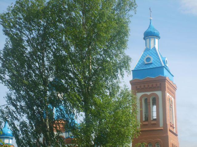 Zdjęcia: Bauska, Łotwa, Cerkiew w Bausce, ŁOTWA