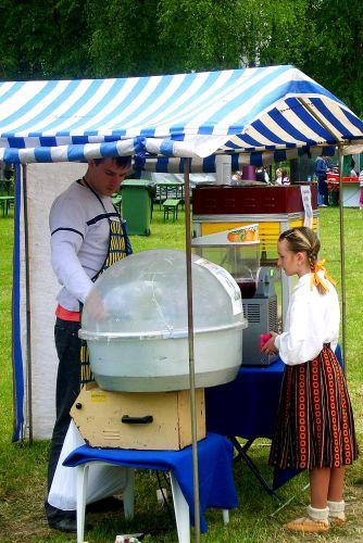Zdjęcia: Bauska, Łotwa, Festyn w Bausce, ŁOTWA