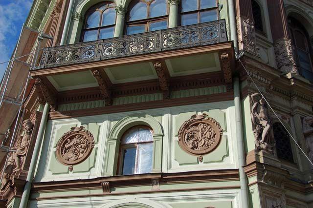 Zdjęcia: kamieniczki, Ryga 3, ŁOTWA