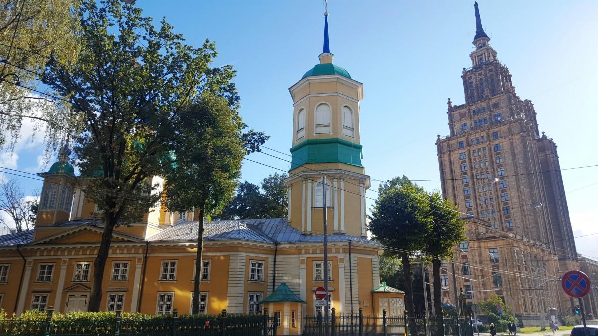 Zdjęcia: Ryga, Ryga, Moskiewskie przedmieście. Tam gdzie czas stanął w miejscu, ŁOTWA