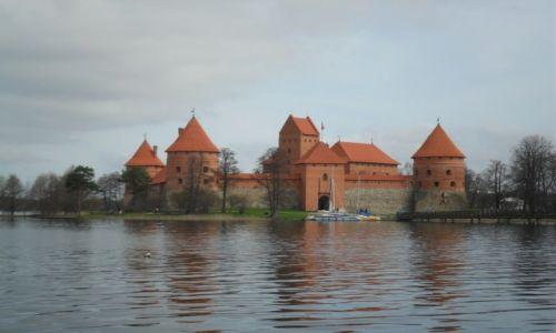 ŁOTWA / - / Troki / Litwa Łotwa Estonia