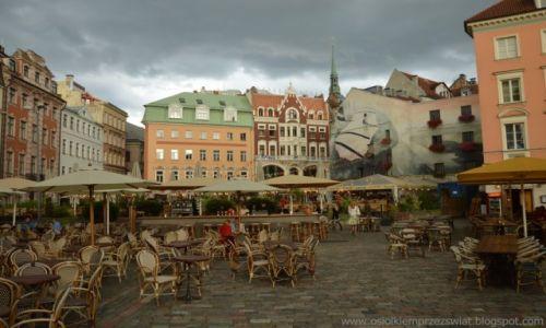 Zdjęcie ŁOTWA / Ryga / Ryga / kawiarenki