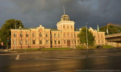 Zdjecie ŁOTWA / Ryga / Ryga / przed burzą