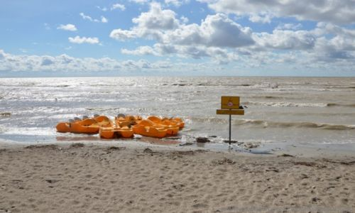 Zdjecie ŁOTWA / zachodnie wybrzeże / zachodnie wybrzeże / popływamy?