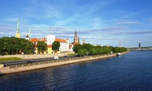 ŁOTWA / Ryga / Ryga / Spojrzenie na Rygę