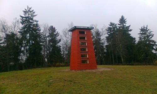 Zdjęcie ŁOTWA / KGE Najwyższy szczyt Łotwy / Łotwa / Gaizinkalns