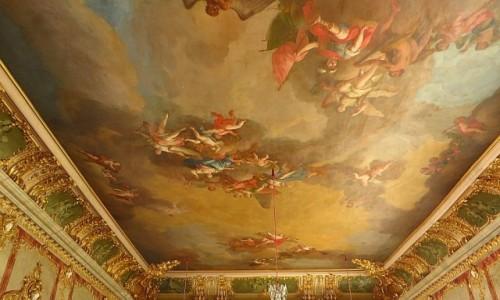 Zdjęcie ŁOTWA / Kurlandia / Rundale / pałac w Rundale - Złota Sala