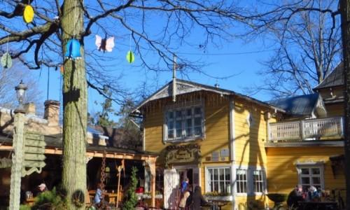 Zdjęcie ŁOTWA / Jurmala / Majori / obrazki z kurortu