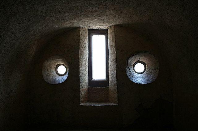 Zdjęcia: Vianden, Twarz zamku Vianden, LUKSEMBURG