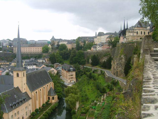 Zdjęcia: Stolica:), Luksemburg, Najpiękniejsza stolica Europy..., LUKSEMBURG