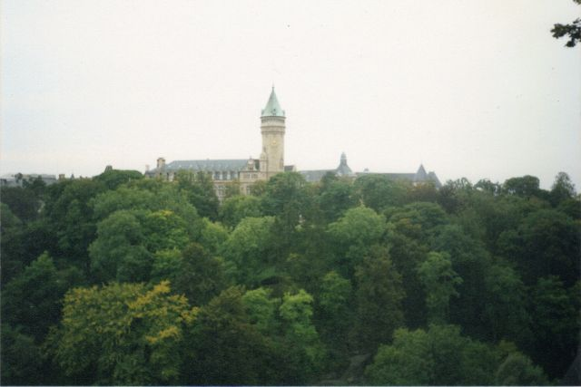 Zdjęcia: LUXEMBURG, Luxeburg, LUKSEMBURG
