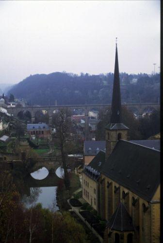 Zdjęcia: luxemburg, luxemburg, wąwozy w Luxemburgu, LUKSEMBURG