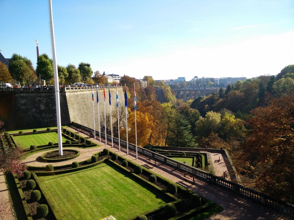 Zdjęcia: Luksemburg, Gdzie są flagi, LUKSEMBURG