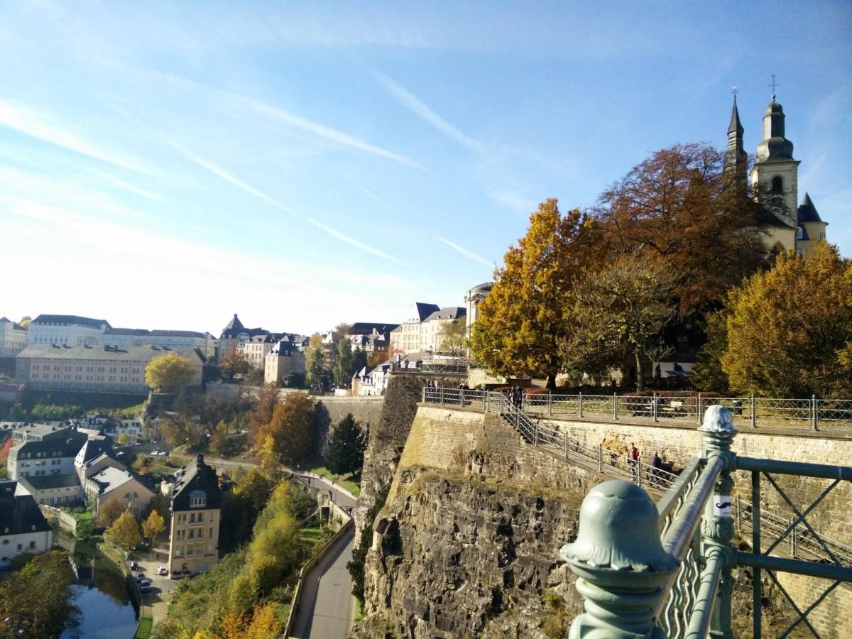 Zdjęcia: Luksemburg, Forteca Luksemburg, LUKSEMBURG