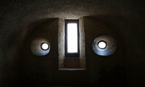 LUKSEMBURG / - / Vianden / Twarz zamku Vianden