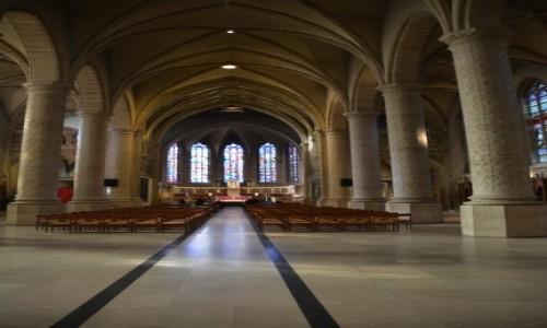 Zdjęcie LUKSEMBURG / Stolica / Luksemburg / Katedra Notre Dame