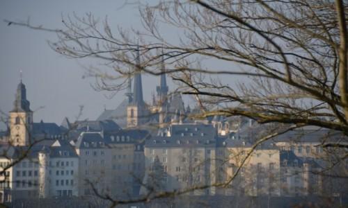 Zdjecie LUKSEMBURG / Stolica / Luksemburg / Stare Miasto