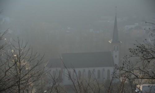 Zdjecie LUKSEMBURG / Stolica / Luksemburg / Ko�ci� �w. Kun