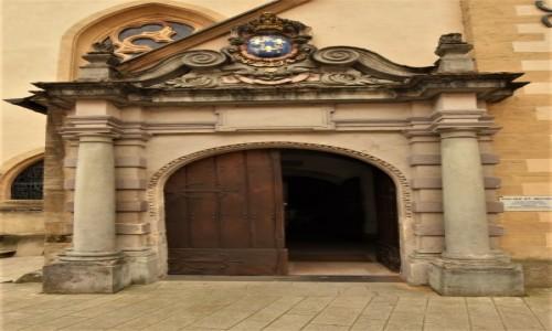 Zdjecie LUKSEMBURG / Stolica / Luksemburg / Luksemburg, kościół św. Michała Archanioła