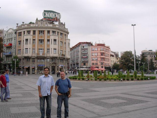 Zdjęcia: Skopie, Macedonia, Centrum Skopie, MACEDONIA