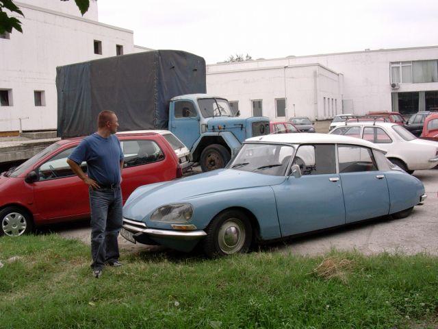 Zdjęcia: Skopie, Macedonia, Takie auta jeszcze tam są ..., MACEDONIA