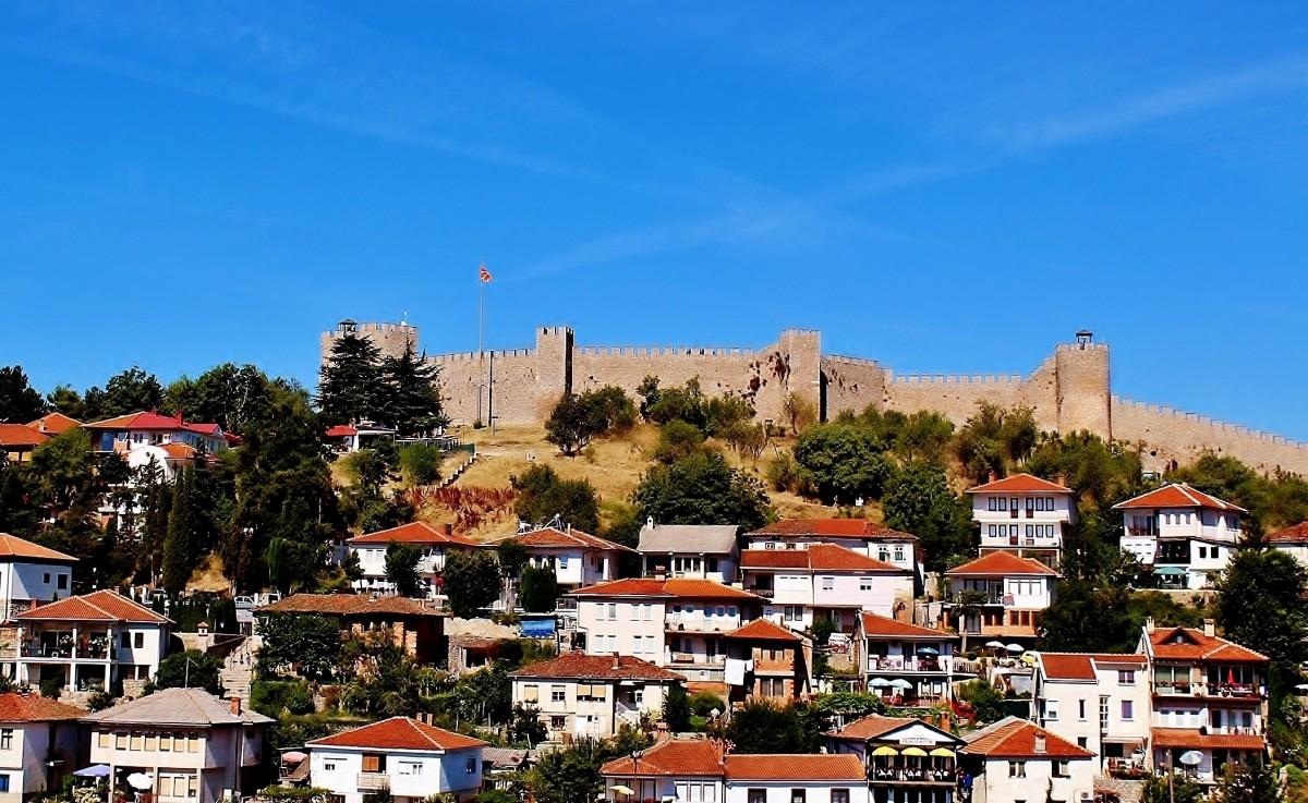 Zdjęcia: Ochryda, płd.-zach.Macedonia Północna, Ochryda, MACEDONIA