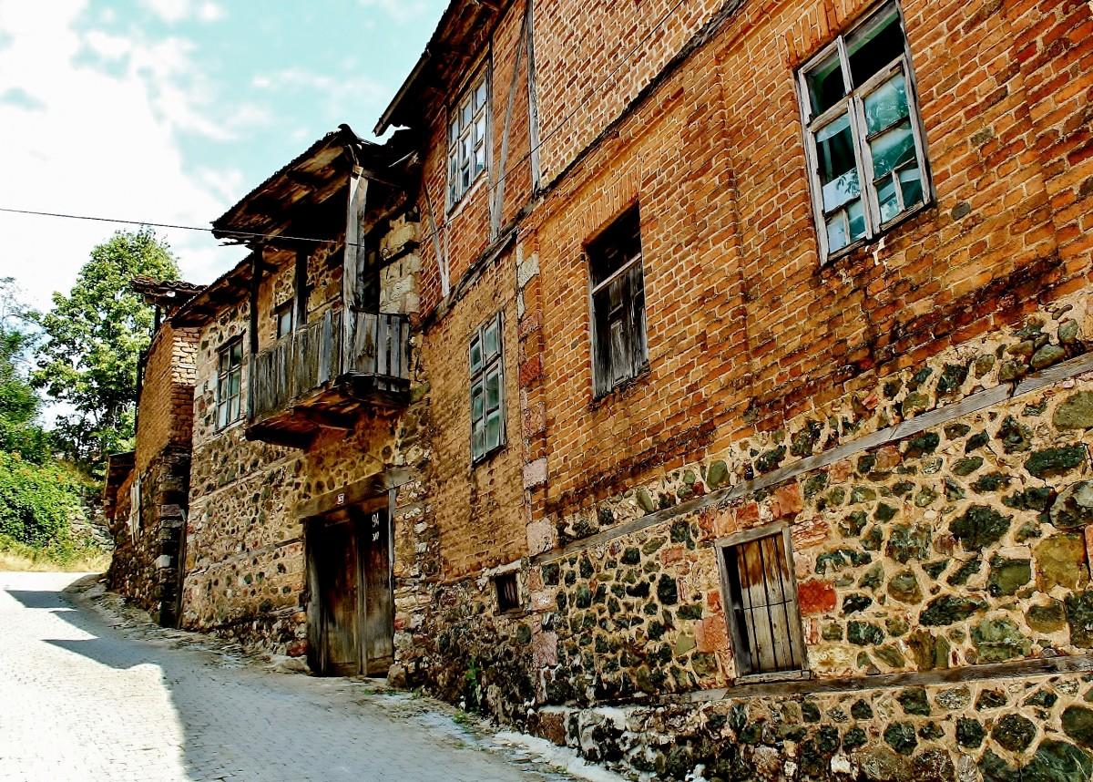 Zdjęcia: Wewczani, płd.-zach.Macedonia Północna, Spacerując po..., MACEDONIA